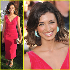 India de Beaufort: 'Odd Life of Timothy Green' Premiere