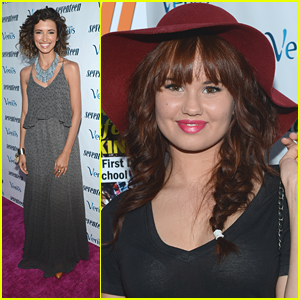 Debby Ryan & India de Beaufort: Seventeen Party with Cierra Ramirez!
