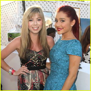 Jennette McCurdy & Ariana Grande: Pilot for Nickelodeon!