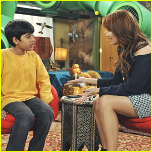 Debby Ryan: It's 'Gotcha Day' on 'Jessie'