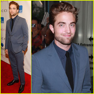 Robert Pattinson: 'Cosmopolis' Premiere - First Pics!
