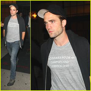 Robert Pattinson: Making New Music!