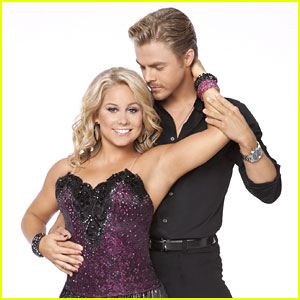 shawn johnson derek hough love