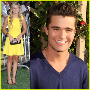 Spencer Boldman & Olivia Holt Have An 'Odd Life'