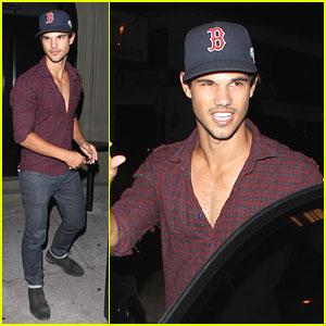 Taylor Lautner: Craig's Dinner Dude
