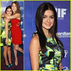Ariel Winter: Women In Film Pre-Emmy Event with Eden Sher