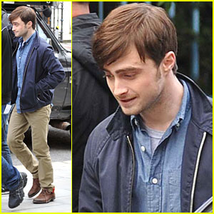 Daniel Radcliffe: 'The F Word' in Dublin