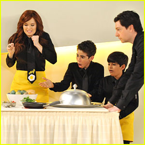 Debby Ryan: New 'Jessie' Tonight!