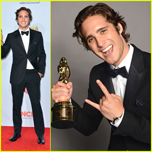Diego Boneta: ALMA Awards 2012
