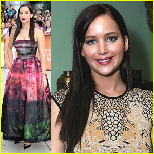 Jennifer Lawrence: 'Silver Linings Playbook' Premiere at TIFF