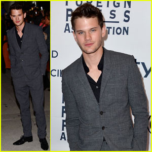 Jeremy Irvine: 'Great Expectations' Premiere at TIFF!