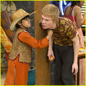Karan Brar Guest Stars on 'Pair of Kings'