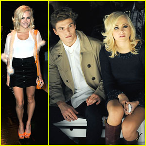 Pixie Lott & Oliver Cheshire: David Koma Couple