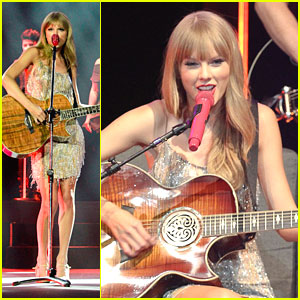 Taylor Swift: Concert in Rio