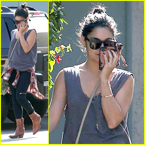 Vanessa Hudgens: Dental Check-Up!