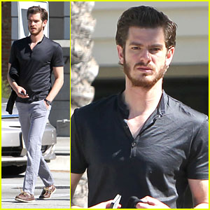 Andrew Garfield: Deleted