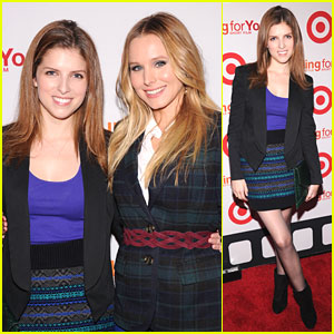 Anna Kendrick is 'Falling For' Kristen Bell