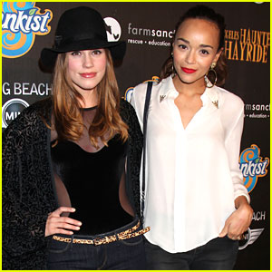 Christa B. Allen on Ashley Madekwe: 'She's My Girl'