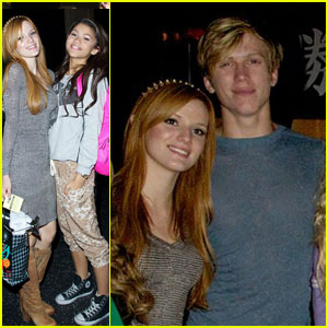 Bella Thorne: Birthday Celebrations with Tristan & Zendaya!