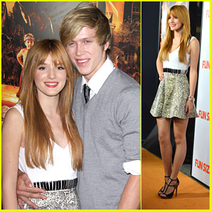 Bella Thorne & Tristan Klier: 'Fun Size' Sweeties