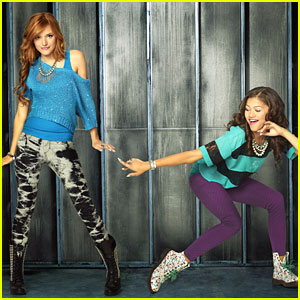 bella-zendaya-shake-up-pics jpgZendaya And Bella Thorne Shake It Up