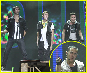 Big Time Rush: Z Festival in Rio!
