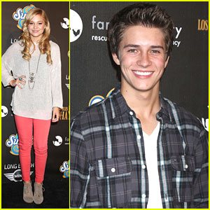Billy Unger: Haunted Hayride with Spencer Boldman &#038; Olivia Holt