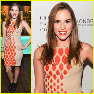 Christa B. Allen: British Fashion Council Cocktail Party