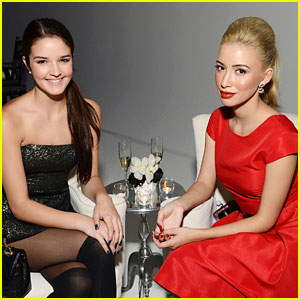 Christian Serratos: Tacori Jewelry Launch with Chelsea Ricketts