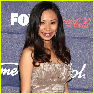 Jessica Sanchez Lands a Role on 'Glee'!