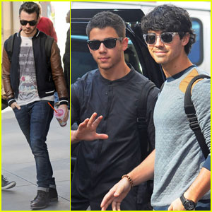 Jonas Brothers: NYC Trio