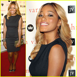 Keke Palmer: John Varvatos 10 Year Celebration
