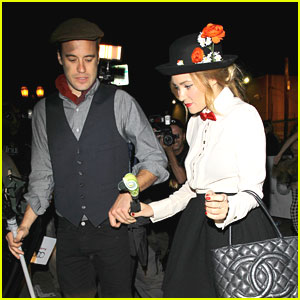 Lauren Conrad & William Tell: Supercalifragilisticexpialidocious Halloween!