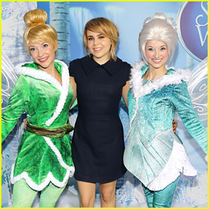 Mae Whitman: 'Secret of the Wings' Premiere