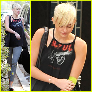 Miley Cyrus: 'Two & A Half Men' Episode Airs Next Week!