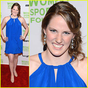 Missy Franklin: Women In Sports Gala 2012