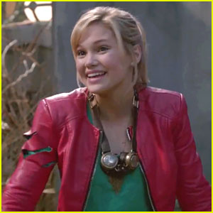 Olivia Holt: 'Fearless' Video - Watch Now!