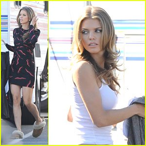 AnnaLynne McCord: Adam Gregory Returns to '90210'
