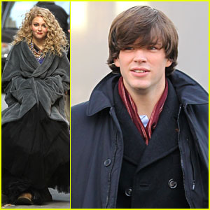 AnnaSophia Robb: Richard Kohnke Joins 'Carrie Diaries'
