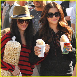 Ariel Winter: Snow Cone Sunday