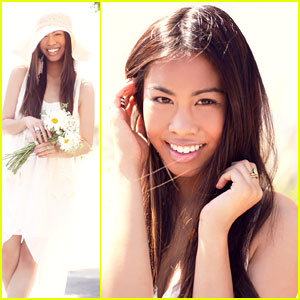 Ashley Argota -- JJJ Exclusive Portrait Session