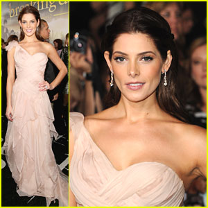 Ashley Greene: 'The Twilight Saga: Breaking Dawn Part 2' Premiere