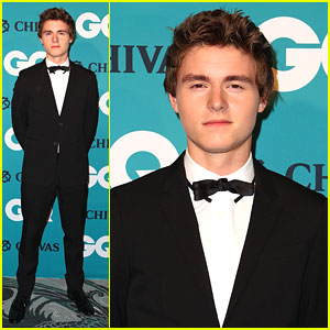 Callan McAuliffe: GQ Breakthrough of the Year!