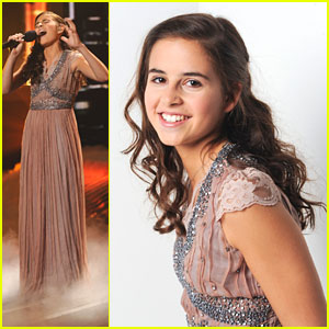 Carly Rose Sonenclar Covers 'My Heart Will Go On' on 'X Factor'