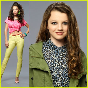 Chloe Bridges: First Look at 'Carrie Diaries' Donna LaDonna!