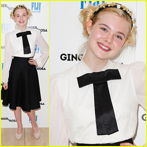 Elle Fanning: 'Ginger & Rosa' Screening!