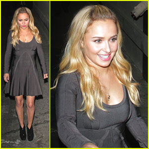 Hayden Panettiere Borrowed Taylor Swift's Guitar for Song Writing Session