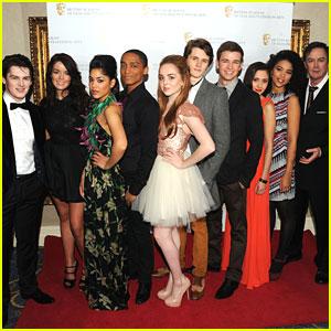 House of Anubis Cast: Children's BAFTA Awards 2012