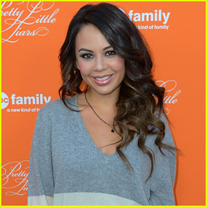 Janel Parrish: 'Hawaii Five-0' Guest Star!