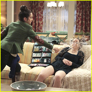 Molly Ephraim: Hangover Medicine For Kaitlyn Dever on 'Last Man Standing'
